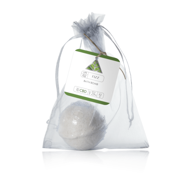 Rehab – Bath Bomb by Color Up