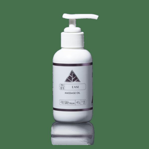 Ease - Full Spectrum Massage Oil (4 fl. oz)