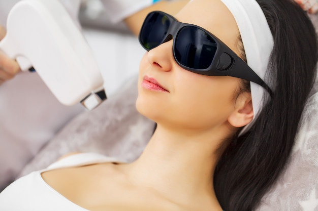 Non-Contact Laser Hair Removal in NYC - Face Glow NYC